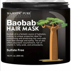 Majestic Pure Baobab Hair Mask